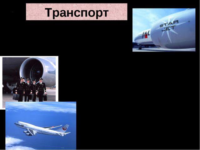 Задачи воздушно-транспортной индустрии: улучшение аэропортов и создание высок...