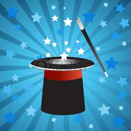 Magic Hat Фото со стока - 10333399