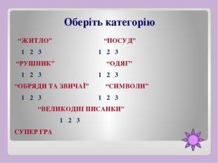"""Який елемент своєї оселі українці називають """"СВОЛОКОМ""""? А) перший сніп пшениц"""