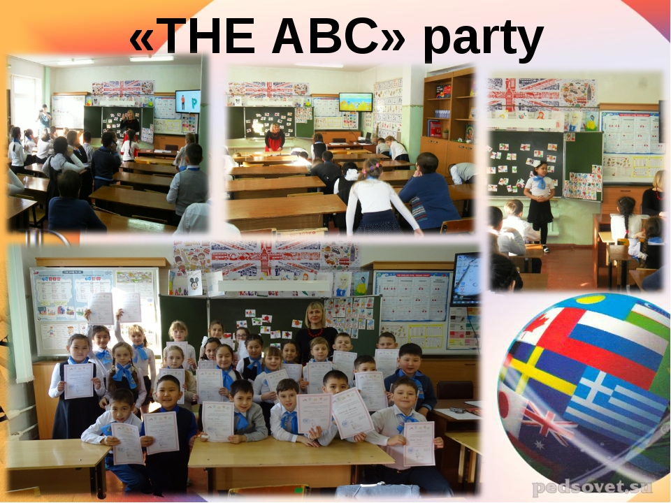 «THE ABC» party