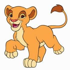 Как нарисовать львицу и львенка поэтапно Сайт о рисовании