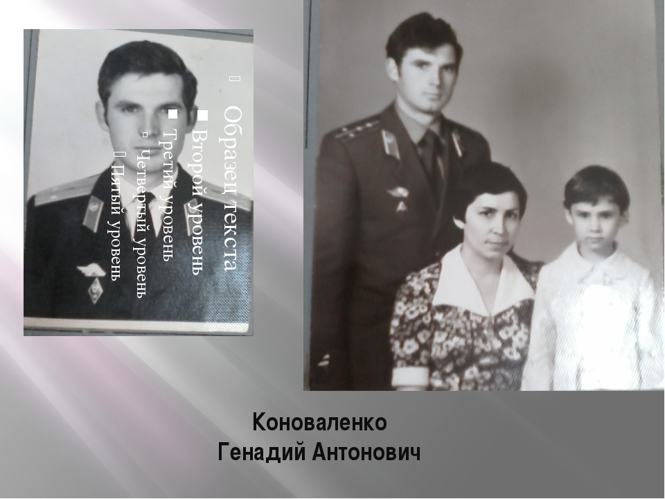 Коноваленко Генадий Антонович