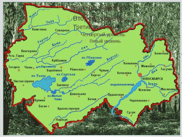 Озёра Новосибирской области: Озеро Карачи; Васюганские болота; Озеро Абрашино...