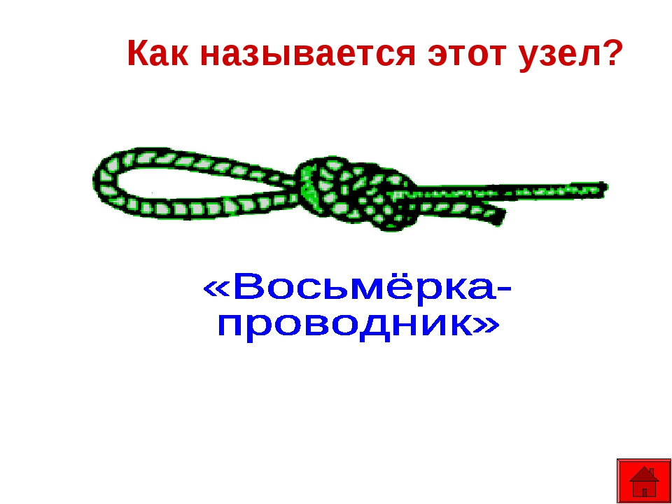 Как называется этот узел?