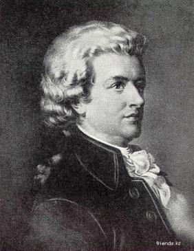 Фотография исполнителя Wolfgang Amadeus Mozart / Музыка.Ру
