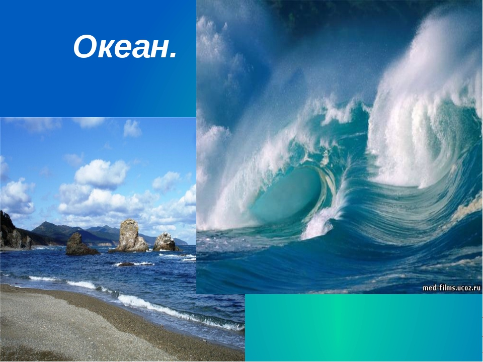 Океан.