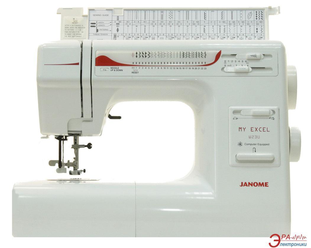 Швейная машина Janome My Excel 18W  My Excel 1221