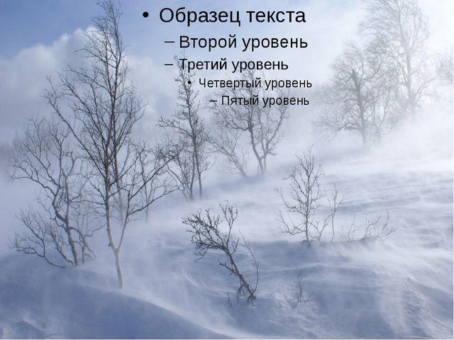 А.Вивальди «Зима».