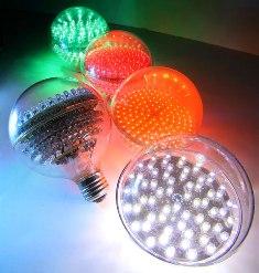 Сверхяркие светодиоды - технологическая революция в электрическом освещении