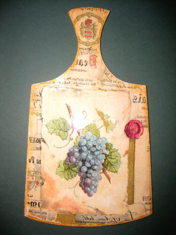 Виноградное искушение