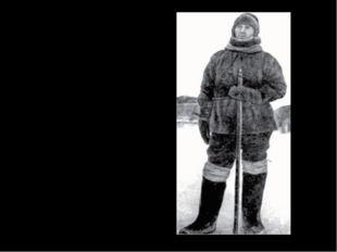 Выбранное на северо-западном берегу острова Гукера место для зимовки оказалос