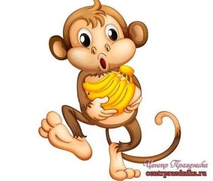 Год обезьяны сценарий на новый год