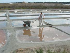 Как добывают соль?