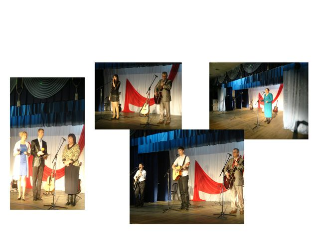 Концерт в честь 25-летия вывода вооружённых сил СССР из Афганистана. 15.02.2014