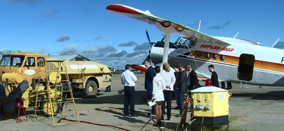 Парк Нарьян-Марского авиаотряда может пополнить Eurocopter