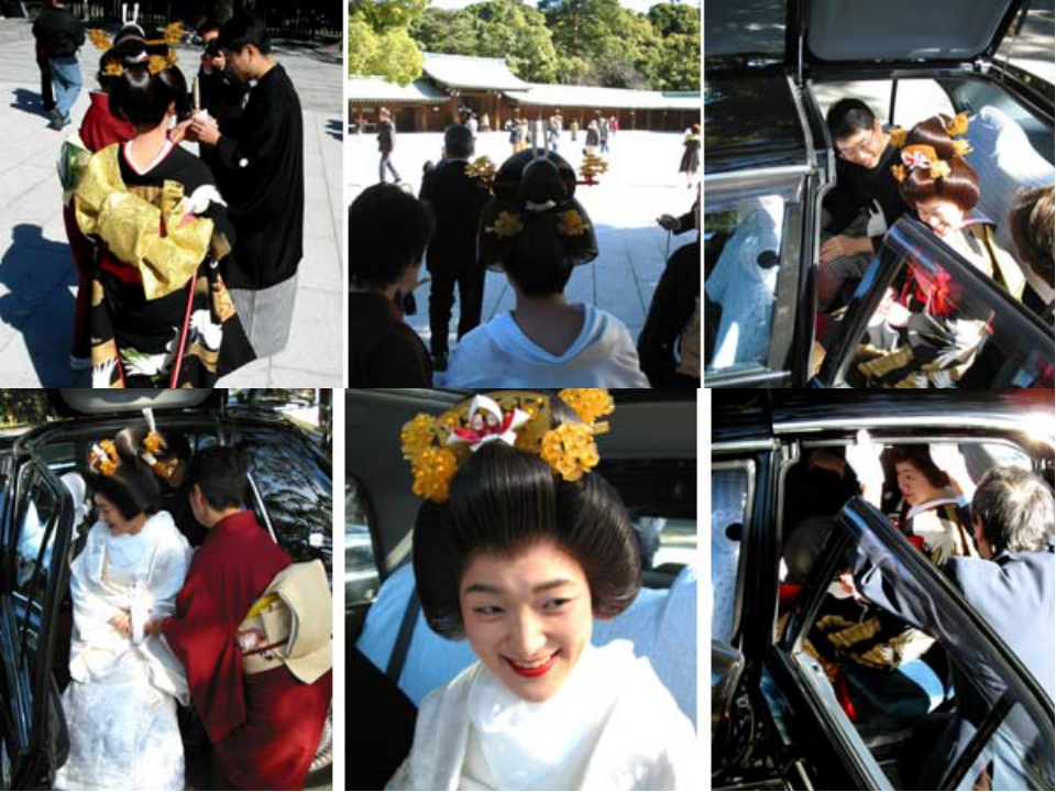 Японцы стойко придерживаются традиционной семейной обрядности, соблюдение кот...
