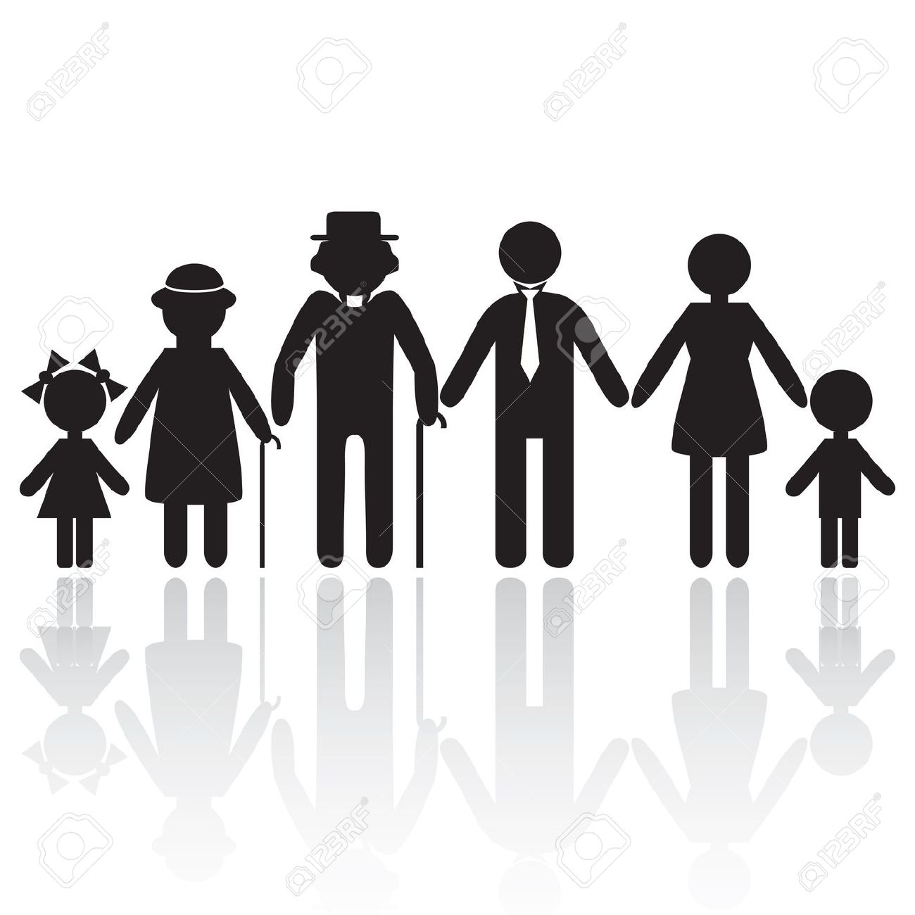 http://previews.123rf.com/images/hermione13/hermione131103/hermione13110300048/9099843-Silhouettes-of-woman-man-kid-grandfather-grandmother-family-Element-for-design-icon-Stock-Vector.jpg