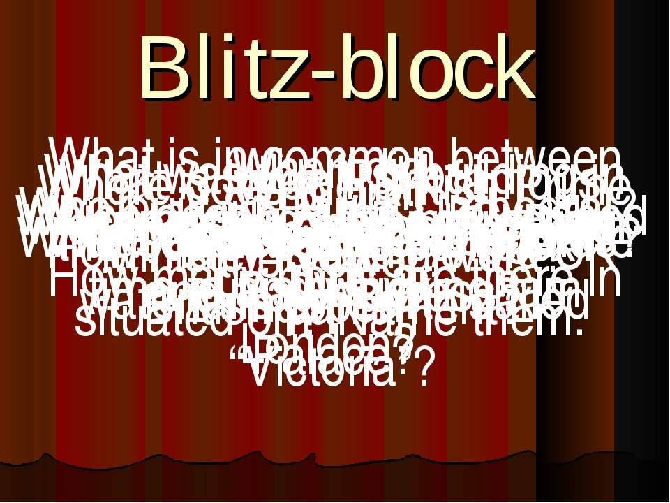 Blitz-block When did the Great Fire of London happen? What is Hyde Park famou...