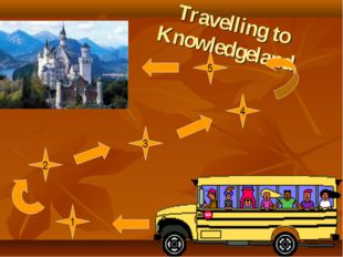 Travelling to Knowledgeland 1 2 3 4 5