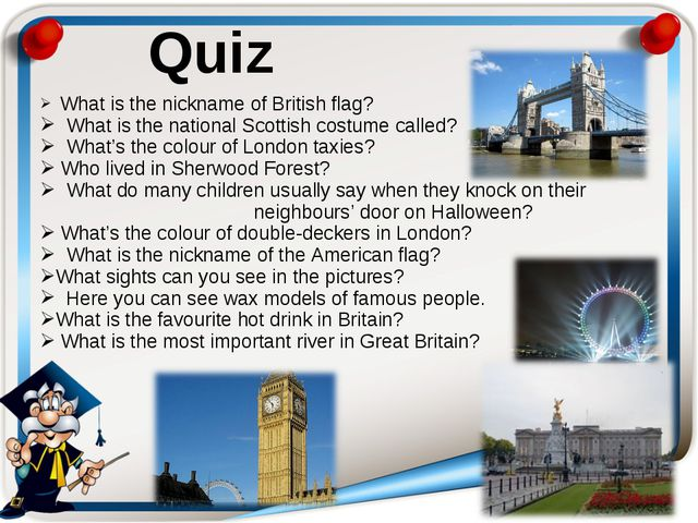 What is the nickname of British flag? What is the national Scottish costu...