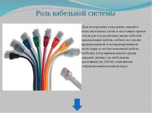Преимущества структурированной кабельной системы Возможность легкого расширен