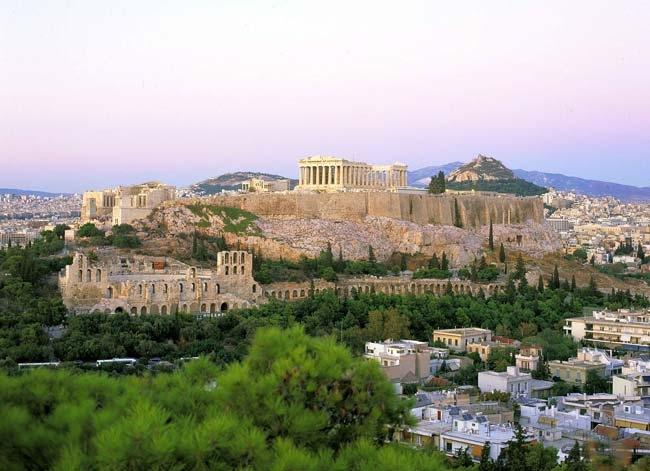 Купить жилье в афинах в калифее