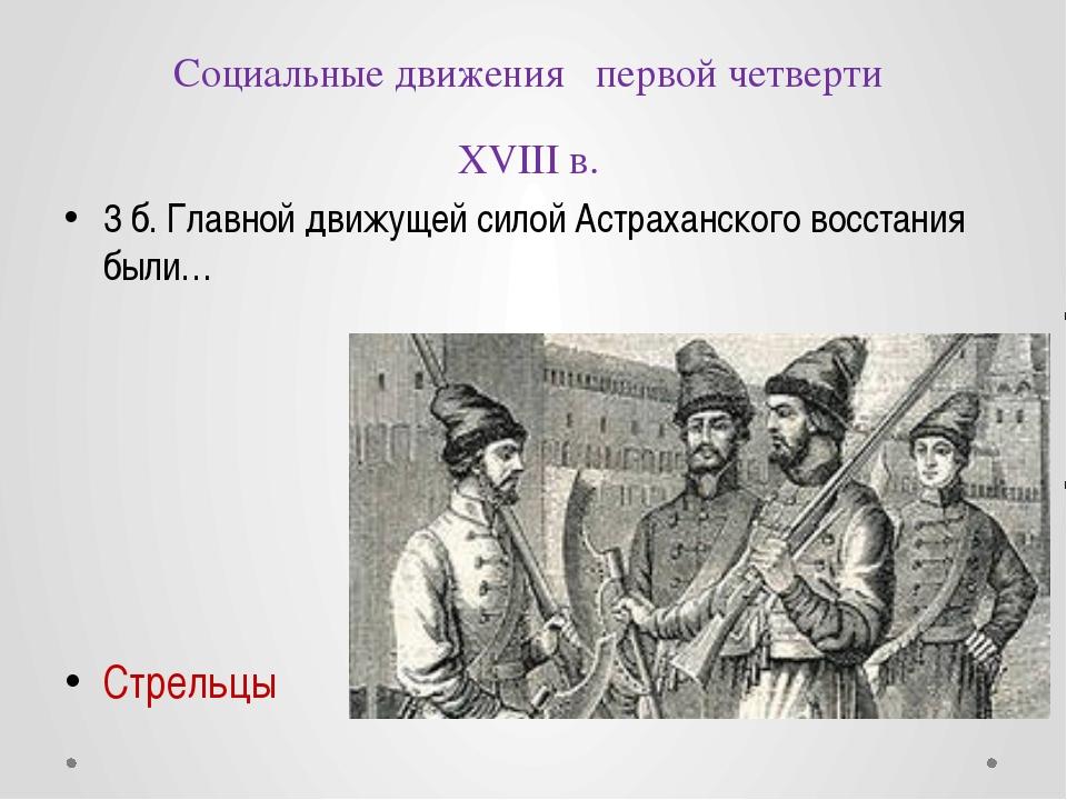 Экономика России в первой четверти XVIII в. 5 б. Что способствовало развитию...