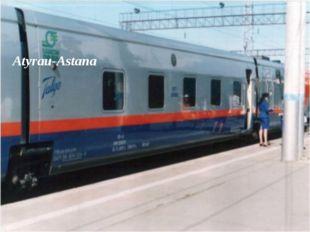 Atyrau-Astana