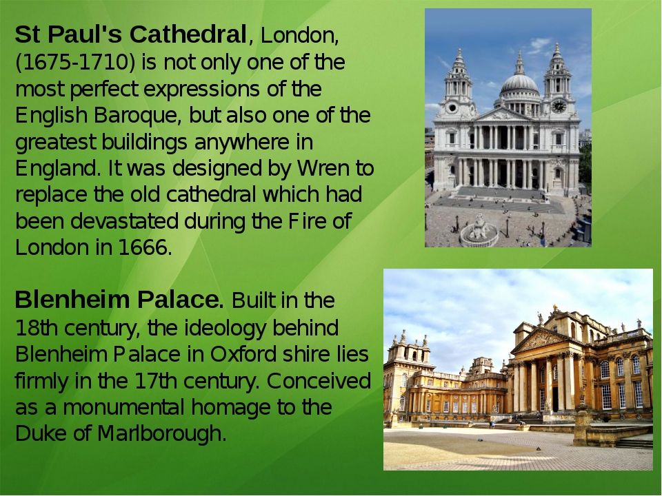 St Paul's Cathedral, London, (1675-1710) is not only one of the most perfect...