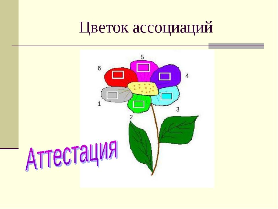 Цветок ассоциаций