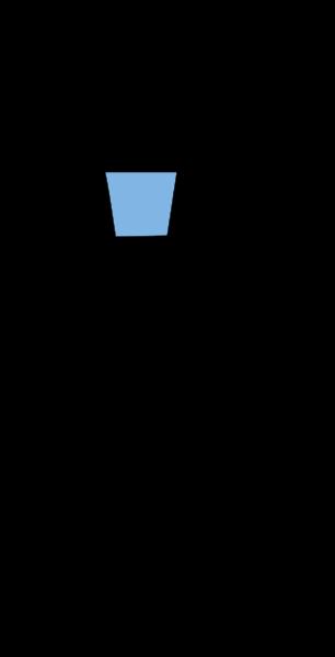 Файл:Basketball backboard and basket (1).svg