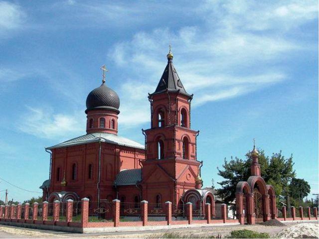 Храма при станции «Поворино» никогда не было. До октябрьской революции 1917...