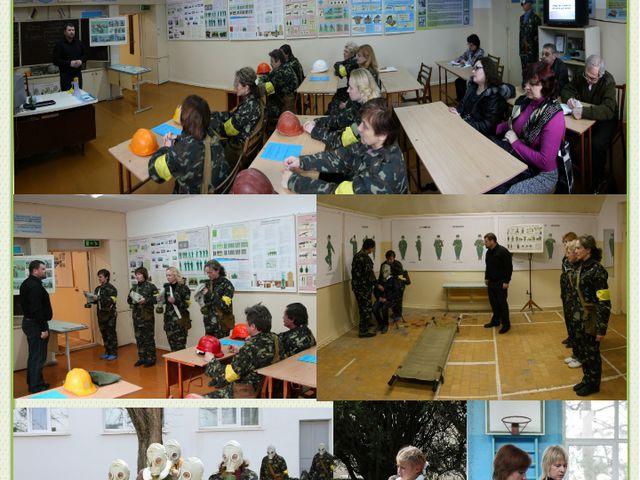 Эвакуационное мероприятие «День гражданской обороны»