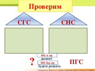 простое глагольное сказуемое составное глагольное сказуемое составное именное