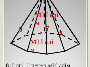 Мұғалім Муғалім беделі 6 7 1 8 8- үлгі –өнегесі,мұғалім мәдениеті немесе пед