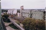 Элеватор и мельница, вид с ККЗ