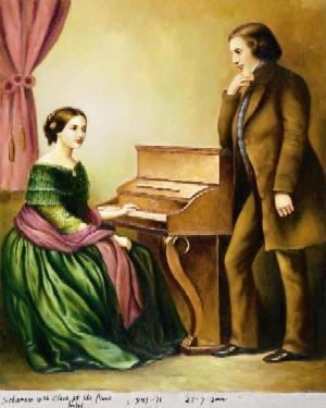 D:\Музыка\Р. Шуман\Клара и Роберт Шуман.jpg