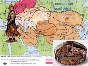 Завоевания монголов