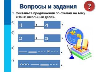 Вопросы и задания В следующих примерах укажите информационный носитель и форм