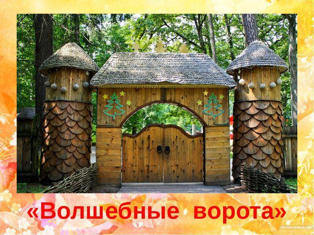 «Волшебные ворота»