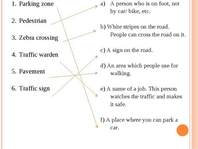 Parking zone Pedestrian Zebra crossing Traffic warden Pavement Traffic signA...