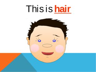 This is hair