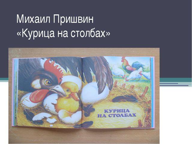 Михаил Пришвин «Курица на столбах»