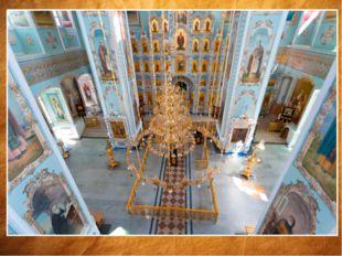 8 сентября 2012 года, в день Сретения Владимирской иконы Пресвятой Богородиц