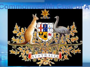 The Commonwealth Coat of Arms