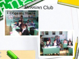 Russian Club