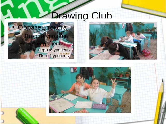 Drawing Club