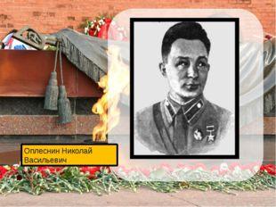 Оплеснин Николай Васильевич