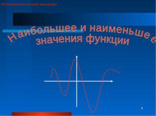 * Метод проектов на уроке математики