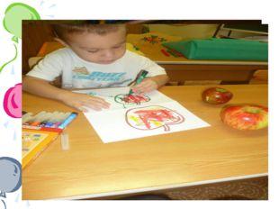 Ребенок с остаточным зрением. закрепление цвета, формы. Обучение счету(соотне